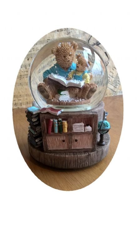 Teddy Bears Snow Globe 43601